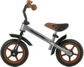 Milly Mally DRAGON - Loopfiets - Classic Silver