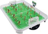 Tafelvoetbalspel - Voetbaltafel - Tafelvoetbaltafel - Kickertafel Voetbal Spel - Kleine Tafelvoetbal