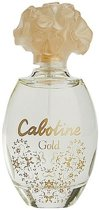 MULTI BUNDEL 3 stuks Gres Cabotine Gold Eau De Toilette Spray 100ml