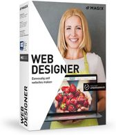 MAGIX Web Designer - Nederlands / Engels / Frans - Windows