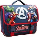 Marvel Rugzak Avengers 16 Liter Blauw/rood