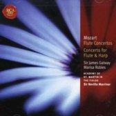 Mozart: Concerto for Flute and Harp K.299; Concerto #1 K.313; Concerto #2 K.314