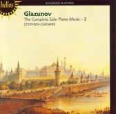 Glazunov: The Complete Solo Piano Music - 2