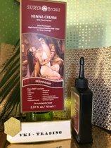 Surya Brasil Haarverf Henna Cream Mahonie 70 ml.
