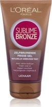 L'Oréal Paris Sublime Bronze Zelf bruinende Gel 150 ml | Beauty | Tanning Crème