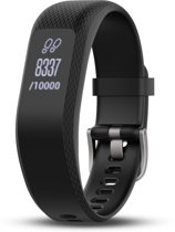 Garmin Vivosmart 3 HR - Activity tracker - Zwart - Small/Medium