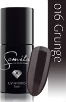 016 UV Hybrid Semilac Grunge 7 ml.