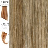 Pure Clip in Remy Hair Extentions 45 cm Colour P27/SB