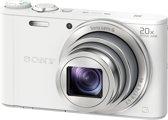 Sony Cyber-shot DSC-WX350 - Wit