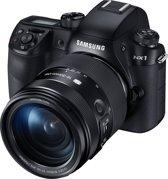 Samsung NX 1 + 16-50mmf/3.5-5.6 PowerZoom - Systeemcamera - Zwart