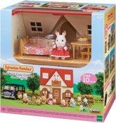 Sylvanian Families - Startershuis - Speelfiguren set 5303