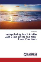 Interpolating Beach Profile Data Using Linear and Non-Linear Functions