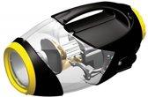 Intex Zaklamp Oplaadbaar Deluxe Led Licht 20 x 12 9 cm geel/zwart