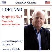 Symphony No. 3 Three Latin American