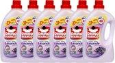 Omino Bianco Wasmiddel Lavendel - 6 x 40 Wasbeurten - voordeelverpakking