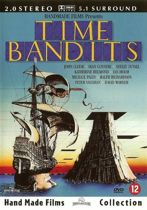 DVD cover van Time Bandits