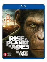 Rise Of The Planet Of The Apes (Blu-ray)