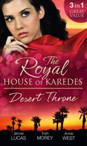 The Royal House of Karedes: The Desert Throne (Mills & Boon M&B)