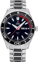 Swiss military SM34017.01 Mannen Quartz horloge