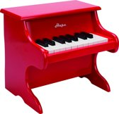 Hape Piano Rood