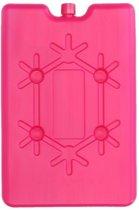 Koelelement fel roze 16 cm