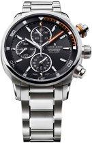 Maurice Lacroix PT6008-SS002-332-1 horloge heren - zilver - edelstaal