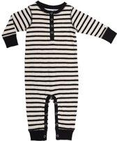 Ebbe - boxpak - gestreept -  offwhite black stripe