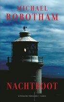 Boek cover Nachtboot van Michael Robotham (Onbekend)