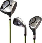 Cougar Golfset voor heren graphite linkshandig