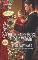 Billionaire Boss, Holiday Baby