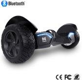 Cool&Fun Hoverboard HUMMER G2 Bluetooth Off-Road 8.5 inch,TAOTAO moederbord,Samsung Batterij ,Zwart