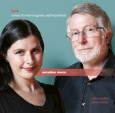 Sonatas For Viola Da Gamba And Harp