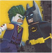 Lego Batman servetten 20 st.