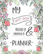 My 2019-2020 Weekly & Monthly Planner