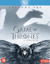 Game of Thrones - Seizoen 3 & 4 (Blu-ray)