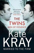 Omslag van 'The Twins - Men of Violence'