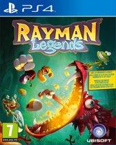 Cover van de game Rayman: Legends - PS4