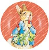 Bord Peter Rabbit Rood