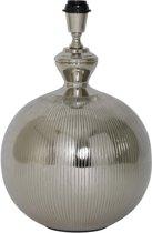 Light & Living Lampvoet  BUNAKEN Ø30x39,5 cm  -  nikkel