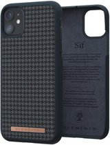 Nordic Elements Sif  back cover voor Apple iPhone 11 - Donkergrijs