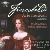 Frescobaldi: Arie musicali