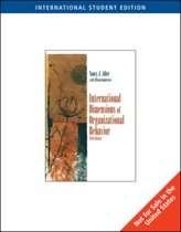 International Dimensions of Organizational Behavior, International Edition