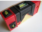 Hout Magneet waterpas - wood magnet - CADEAUTIP!