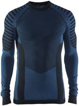 Craft Active Intensity Cn Ls Sportshirt Heren - Black/Granite