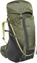 Terra 55 Backpack Dames - TNF Dark Grey Heather / Four Leaf Clover
