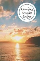 Checking Account Ledger: Check and Debit Card Register, Checking Account Balance Tracker, Credit And Debit Card Ledger