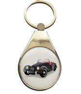 sleutelhanger - RVS - Morgan