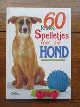 60 leuke spelletjes met uw hond
