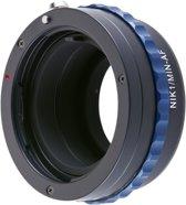 Novoflex adapter Sony A Mount objectief aan Nikon 1 camera