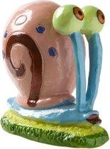 Ornament Spongebob - Gerrit Zeeslak - 5x5,2x2,8 CM - Roze